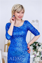 Ukraine girl hot liliya from kramatorsk with Blonde hair age 54