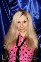 Russian beauty woman sabrina from nikolaev with Blonde hair age 36