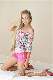 Russian women to date suzanne from odessa with Blonde hair age 29