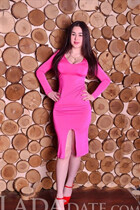 Gorgeous Ukrainian bride anna from kharkov with Black hair age 21