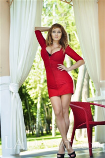 Beautiful wife from Ukraine julia from kharkov with Light Brown hair age 34