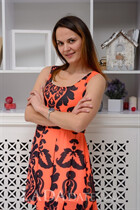 Ukraine beautiful women tanya from kharkov with Light Brown hair age 33