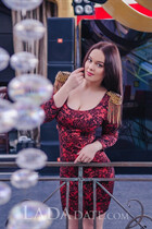 Beautiful girl in ukraine anastasia from nikolaev with Dark Brown hair age 22