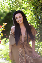 Russian pretty woman tatyana from kharkov with Dark Brown hair age 50