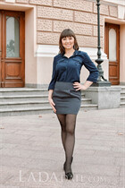 Russian pretty woman julia from odessa with Black hair age 36