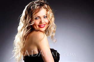 Mail order bride catalog tanya from lugansk with Blonde hair age 37