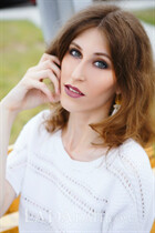 Pretty girl victoria from vinnitsa with Light Brown hair age 25