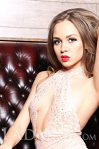 Sexy Russian bride maria from zhytomyr with Light Brown hair age 22