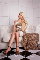 Oriental women for marriage daria from zaporozhye with Blonde hair age 36