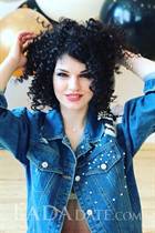 Dating a ukrainian girl olga from verkhnedneprovsk with Light Brown hair age 27