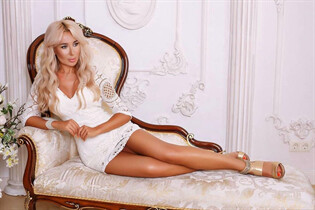 Women of ukraine julia from kiev with Blonde hair age 44