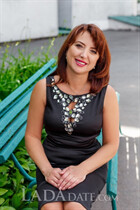 Ukriane bride natalia from kiev with Auburn hair age 47