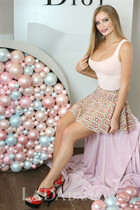 Russian women for dating alena from kharkov with Blonde hair age 29
