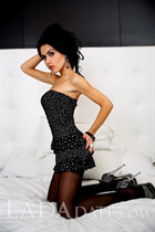 Address Russian single woman elena from kiev with Black hair age 31