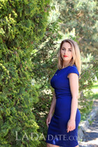Date ukrainian girl lyudmila from rivne with Blonde hair age 37