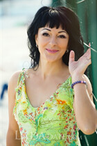 Date ukraine ludmila from odessa with Black hair age 46