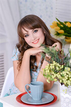 Ukraine beautiful women victoria from mariupol with Light Brown hair age 30