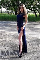 Russian women to date sonia from zaporozhye with Light Brown hair age 22