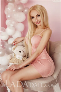 Bride prices marina from odessa with Blonde hair age 29
