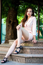 Ukrainian women for dating inga from kremenchug with Dark Brown hair age 20