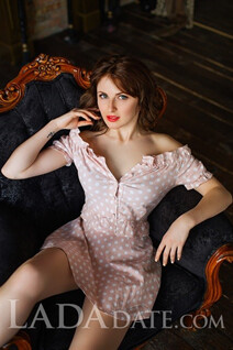 Russian women for dating anna from nikolaev with Dark Brown hair age 22