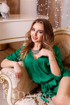 Bride dating foreign single woman alisa from kharkov with Blonde hair age 24