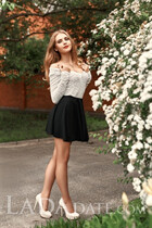 Bride from Ukraine maria from kharkiv with Blonde hair age 20