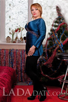 Russian bride tours with marina from nikolaev with Blonde hair age 40