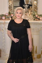 Dating ukrainian women svetlana from kharkov with Blonde hair age 49