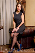 Stunning Russian bride irma from nikolaev with Dark Brown hair age 24