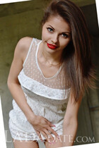 Ukrainian wife alesia from odessa with Dark Brown hair age 29