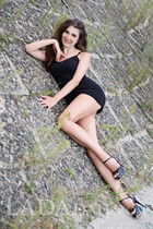 Hot Ukrainian brides natalia from kiev with Black hair age 30