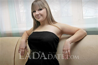 Hot Ukrainian brides nadia from kherson with Blonde hair age 26