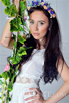 Russian bride tours with maria from zaporozhye with Black hair age 23