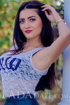 Russian mail order brides tatyana from nikolaev with Dark Brown hair age 21