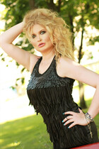 Ukrainian women dating julia from kharkov with Blonde hair age 37
