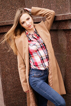 Russian wives online natalia from nikolaev with Light Brown hair age 26