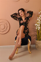 Dating a ukrainian girl olga from kharkov with Light Brown hair age 38