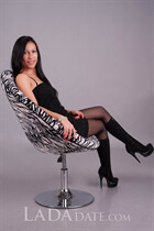Order a wife online karolina from lubotin with Black hair age 28