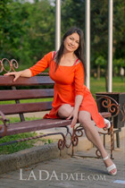 Russian women for dating alla from nikolaev with Black hair age 39
