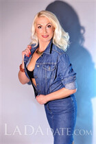Bride Ukraine natalia from chuguev with Blonde hair age 41