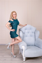 Beautiful women from ukraine daria from kharkov with Blonde hair age 28