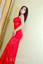 Russian bride anna from zaporozhye with Black hair age 28