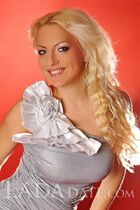 Mail order wives alena from kharkov with Blonde hair age 36