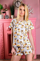 Russian beauty woman margo from poltava with Blonde hair age 21