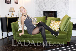 Hot ukraine girl valery from krivoy rog with Blonde hair age 24