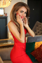 Ukraine women hot marina from dnepr with Light Brown hair age 39