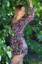 Russian brides in bikini daria from nikolaev with Light Brown hair age 18