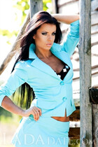 Mail order bride catalog inna from kherson with Dark Brown hair age 28