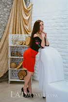 Russian bride in bikini olga from cherkassy with Light Brown hair age 21
